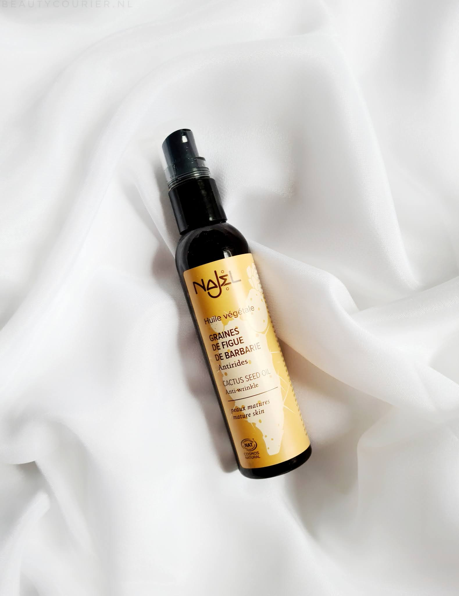 Review | Najel - Prickly pear seed oil | beautycourier.nl