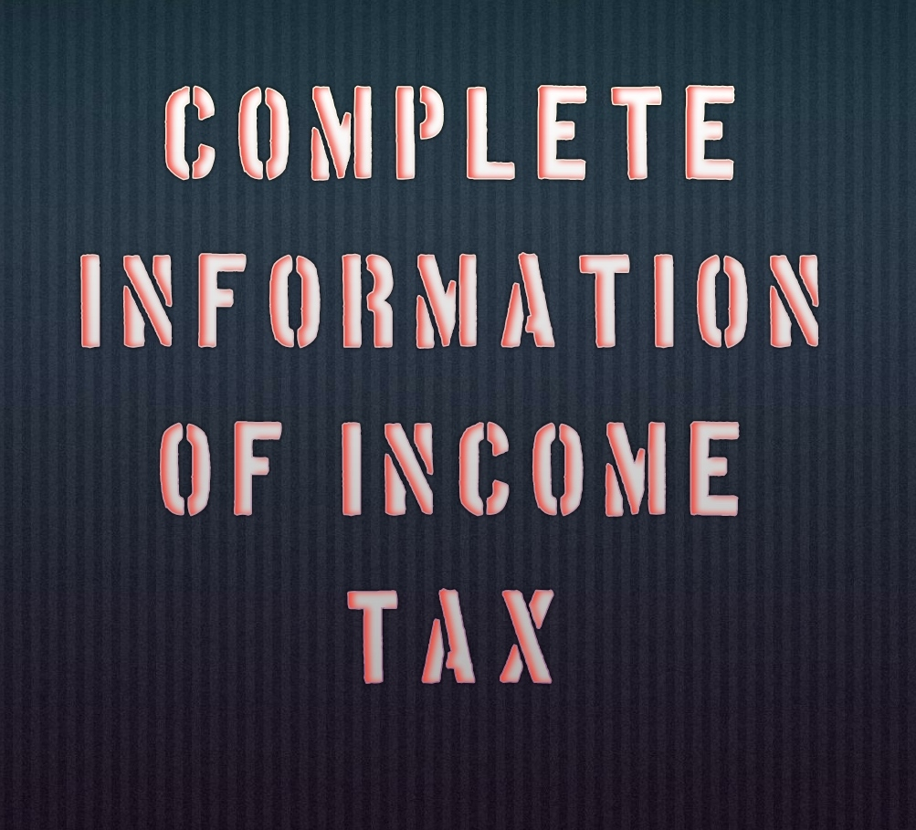 Incomes Tax Calculator For Financial Year 2019-20 And