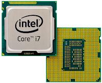 Intel i7 Core Processor - Computer Hardware Parts