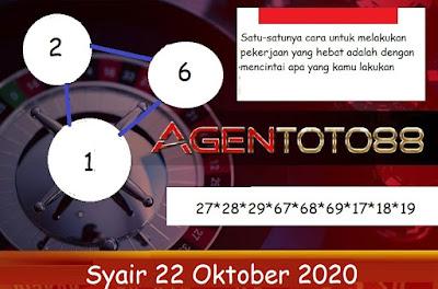 Kode syair Singapore Kamis 22 Oktober 2020 214