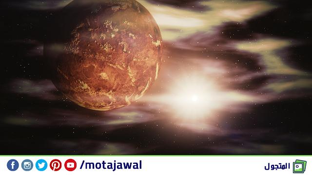 كشف مسبار الشمس التابع لوكالة ناسا عن لغز كوكب الزهرة الذي طال أمده