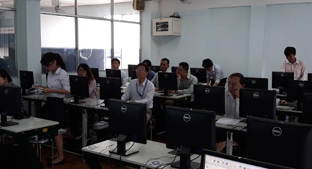 Lớp thực hành tạo video truy cập mở & được cấp phép mở tại đại học Văn Lang
