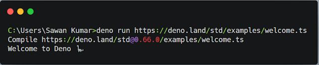 Deno CRUD REST API, Deno CRUD REST API Example