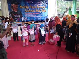 Komunitas SKB Santuni Anak Yatim dan Dhuafa