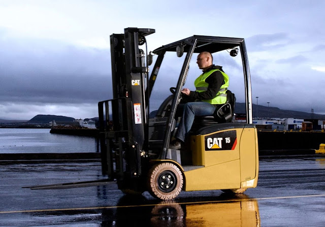 The Function of Forklift Lights