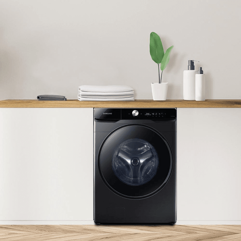 Samsung unveiled new frontload washing machines with AI functions