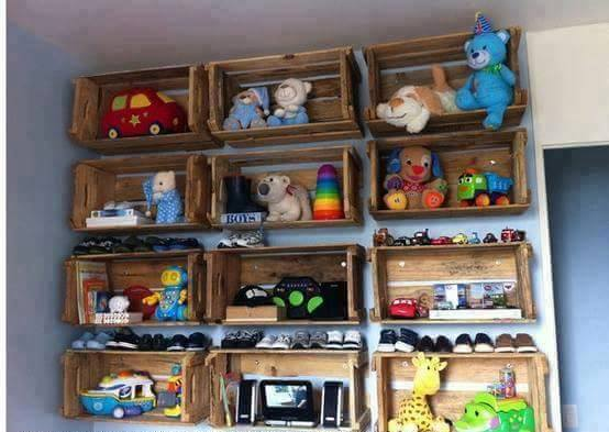 Totally Kids Totally Bedrooms: 20 Totally Genius Ideas To Get Your Kids Room Organized At