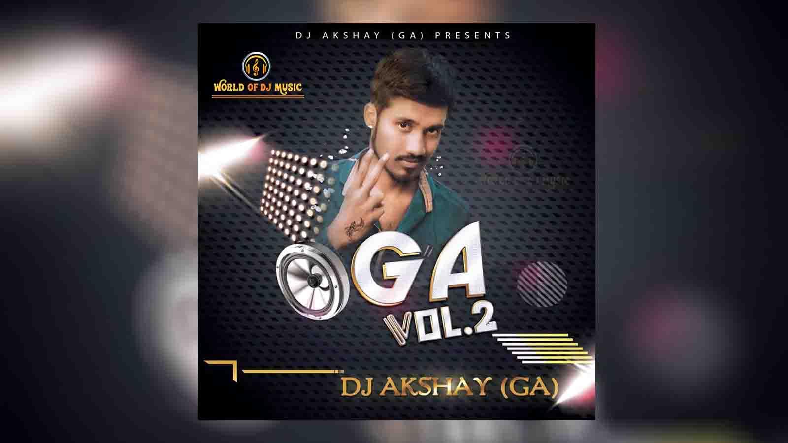 Me Kolhapur Se Dj GA Remix