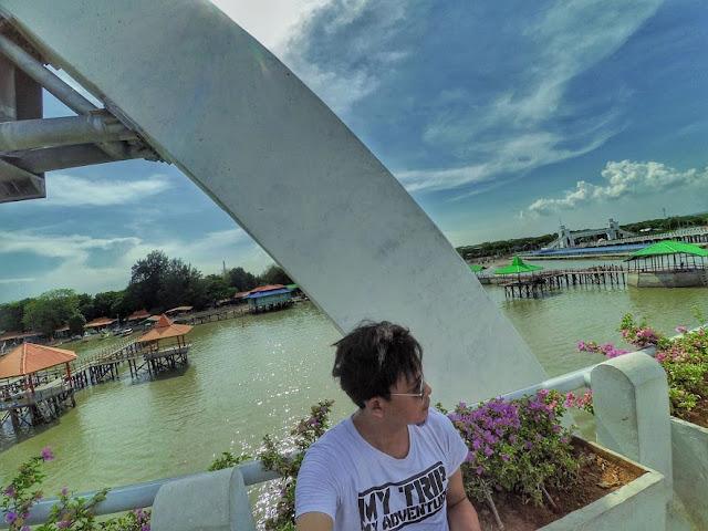 Jembatan Baru Kenjeran Surabaya