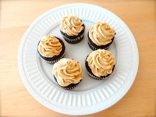 Skinny Mocha Cupcakes