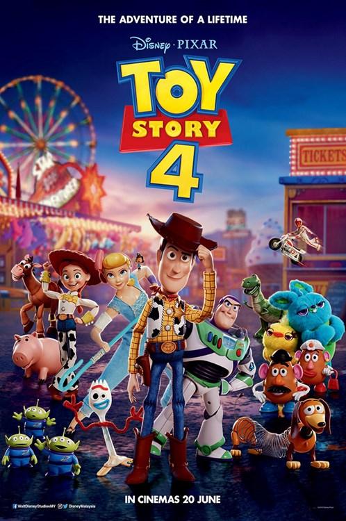 Review Filem Toy Story 4