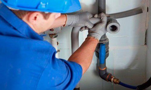 Mantenimiento periódico de las instalaciones de agua