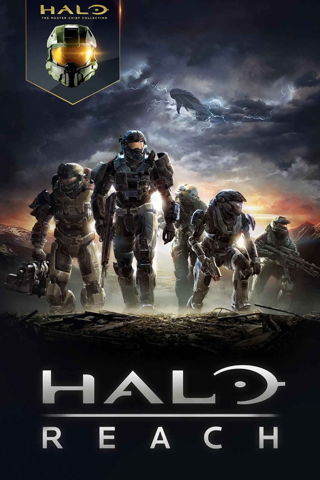 Descargar Halo Reach PC Cover Caratula