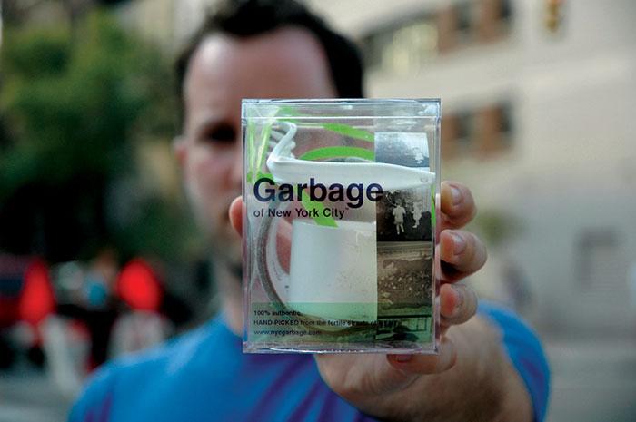 Kaya Karena Sampah