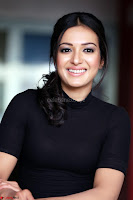 Catherine Tresa Latest Stills in Tight Black shirt ~  Exclusive 14.JPG