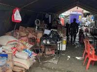 Menunjukkan Semangat Kasih, Pemuda Katolik Kabupaten Bogor Menyalurkan Bantuan Untuk Korban Banjir