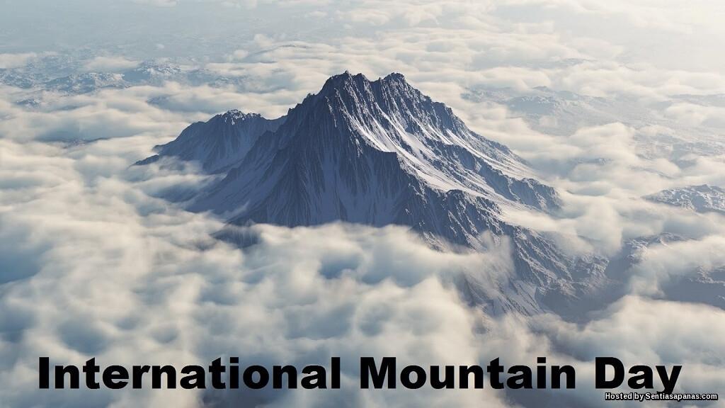 Sambutan Hari Gunung Antarabangsa, International Mountain Day