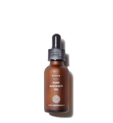 True Botanicals Renew Pure Radiant Oil - Hydrating face oil