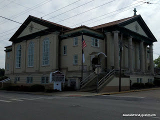 First Christian Church, Corbin, KY