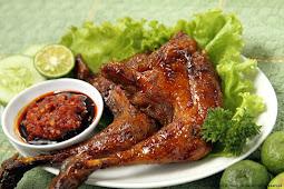 Resep Masakan Tradisional Ayam Bakar