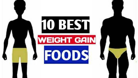 Best Food To Gain Weight Healthy For Skinny Guys | Eat This To Build Muscle