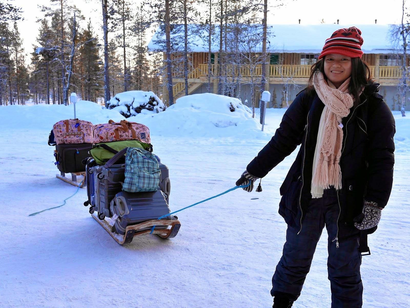 Igloo Village, Kakslauttanen, Finland