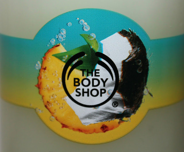 The Body Shop Pinita Colada Shower Gel