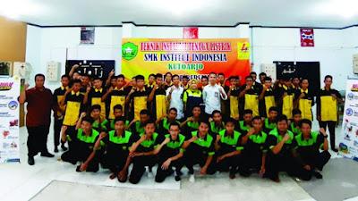 "PLN Unit Pelayanan Listrik (UPL) Kutoarjo, Gelar Giat ""PLN Mengajar"" di SMK Institut Indonesia Kutoarjo"