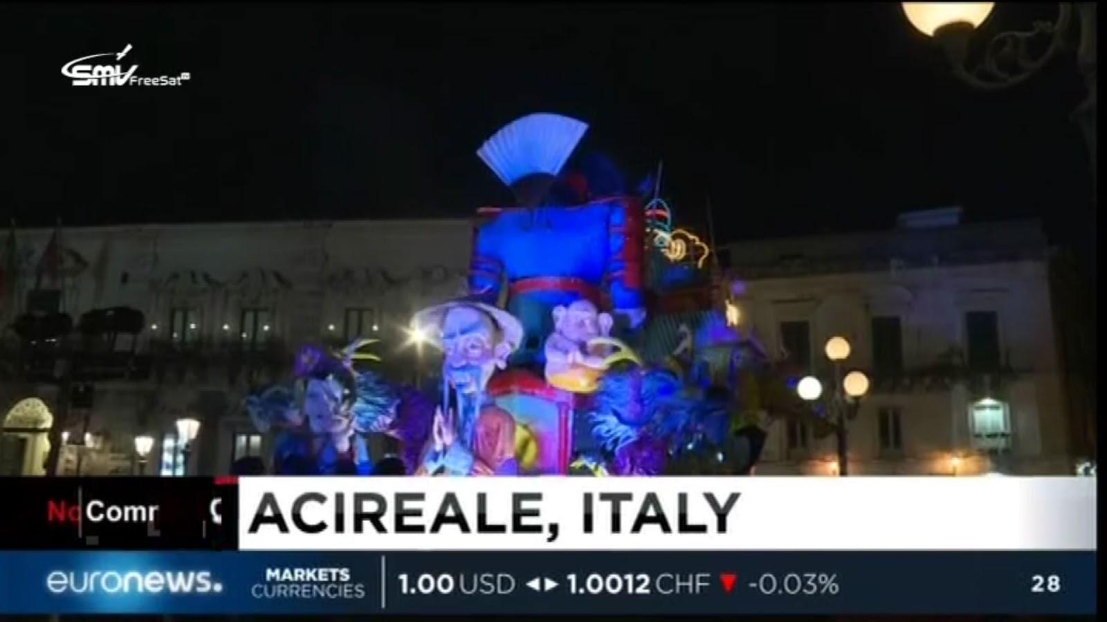 Frekuensi siaran Euronews Channel di satelit ABS 2A Terbaru