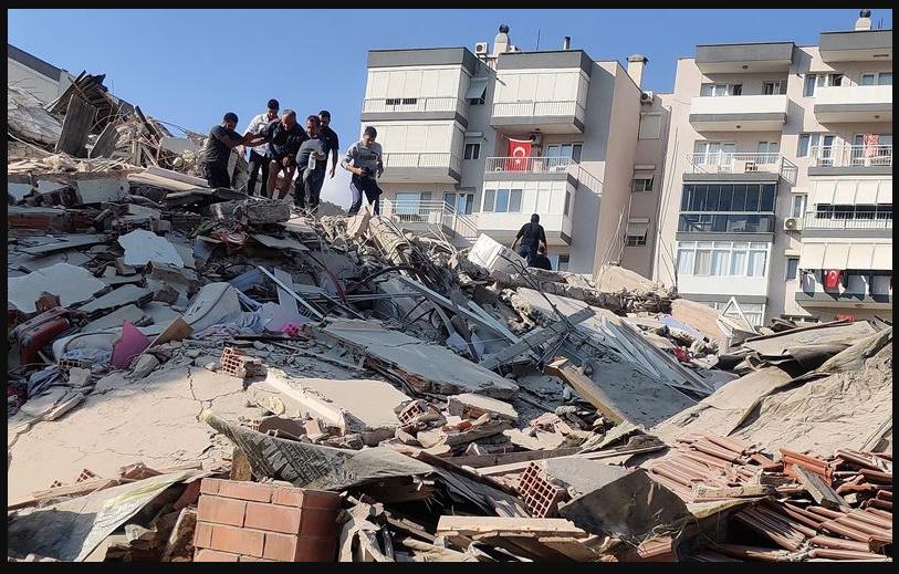 Gempa Bumi Menurut Islam