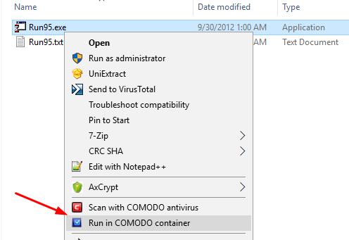 أفضل 3 طرق لتشغيل البرامج الغير موثوقة بأمان على كمبيوتر الخاص