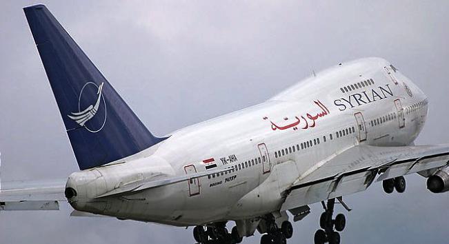 الخطوط الجوية السورية Syrian Air