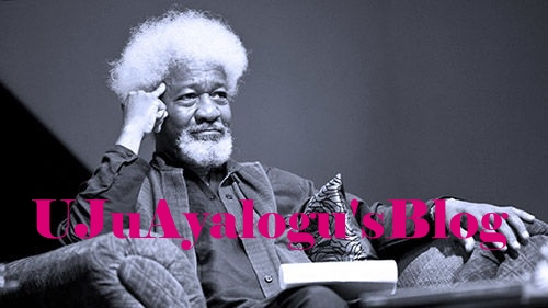 Wole Soyinka Finally Reveals What Jonathan Told Him About Chibok Girls...It's Quite Shocking