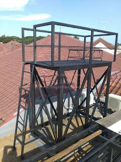 jasa pembuatan menara tower tandon surabaya, sidoarjo, dan sekitarnya