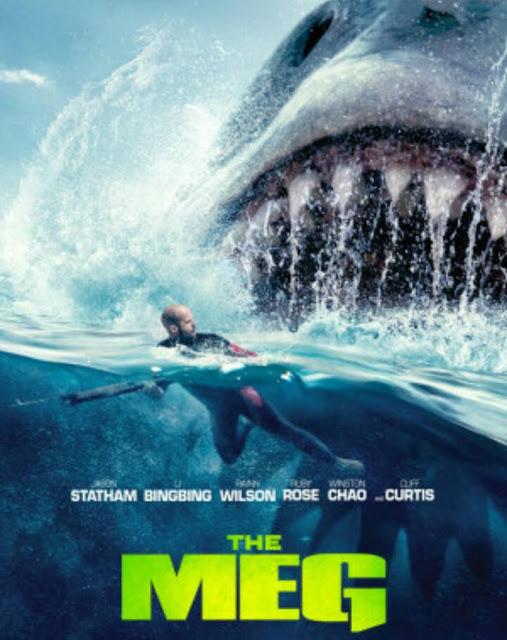 عودة الفيلم الرائع The Meg بجزء ثاني