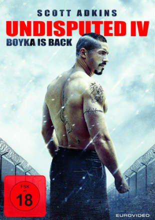 Boyka: Undisputed 4 (2016) Full English Movie Download HDRip 720p ESub
