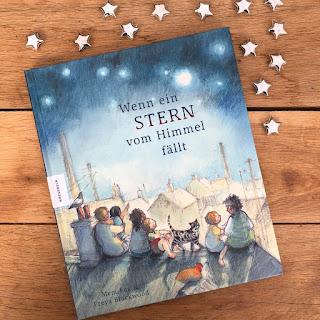 """Bilderbuch """"Wenn ein Stern vom Himmel fällt"""""""