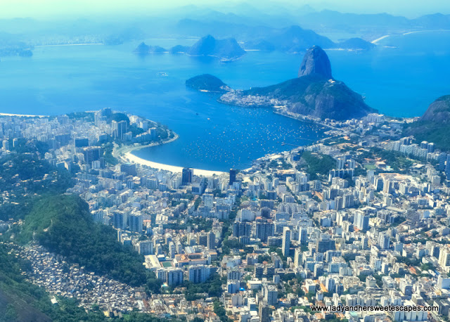 Pao de Acucar or Sugarloaf Mountain