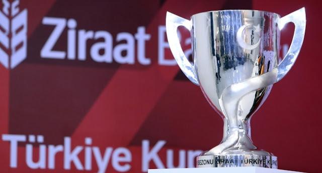 Ziraat Türkiye Kupası'nda rakiplerimiz belli oluyor!
