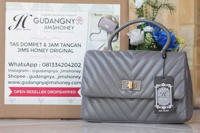 Real Pict Tas Jims Honey Karen Bag