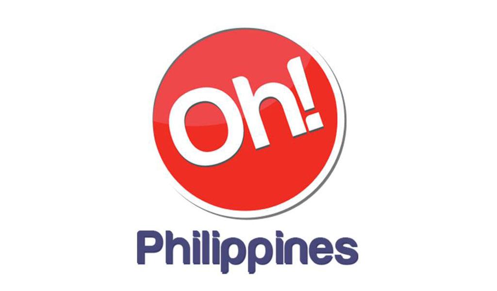 Oh Philippines logo