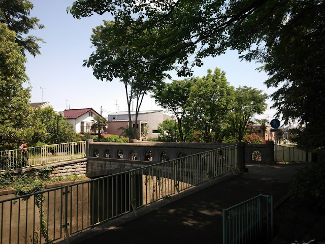 神田川 浜田山 塚山公園