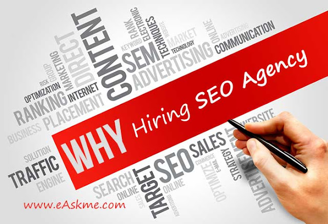 Does Hiring an SEO Agency Really Makes a Difference?: eAskme