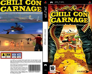 Cheat Chili Con Carnage PSP