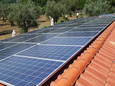 impianto fotovoltaico-energia elettrica-dimensionamento impianto