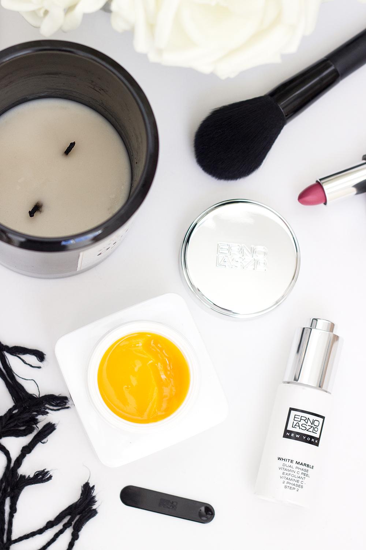 Erno Laszlo White Marble Dual Phase Vitamin C Peel Review
