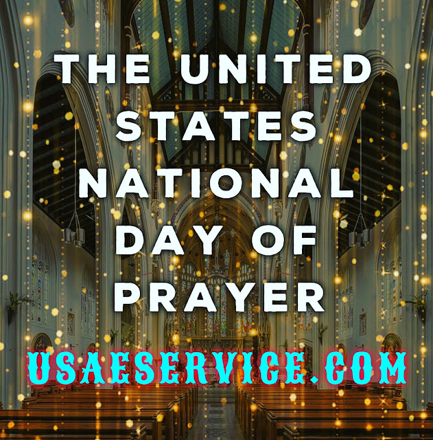 The United States Of America National Day Of Prayer