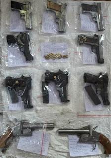 अन्तराज्यीय हथियार तस्कर आया पुलिस की पकड़ में