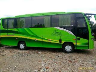 Rental Bus Medium Jakarta Timur