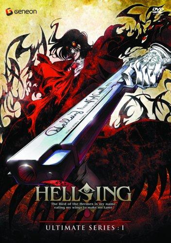 Descargar Hellsing Ultimate [10 - 10][Ovas][Sub Español][MEGA] HDL]